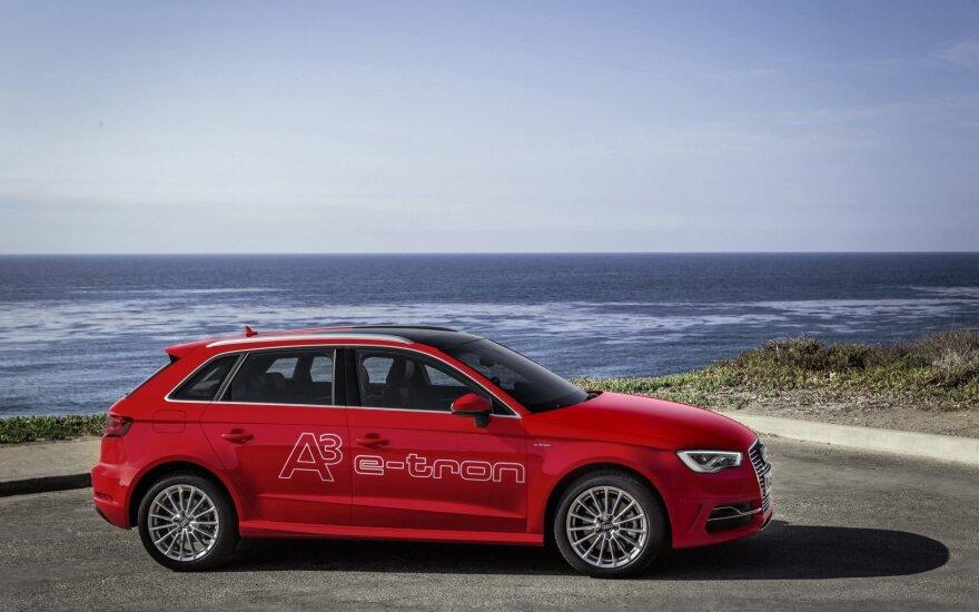"""""""Audi A3 E-tron"""""""