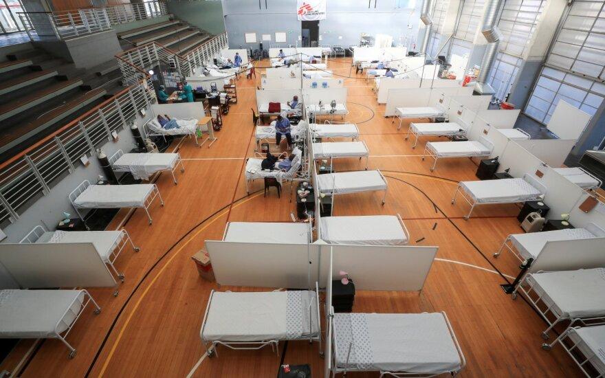 Pandemijos epicentru tampa dar viena šalis: gali tapti pranašišku ženklu visam žemynui