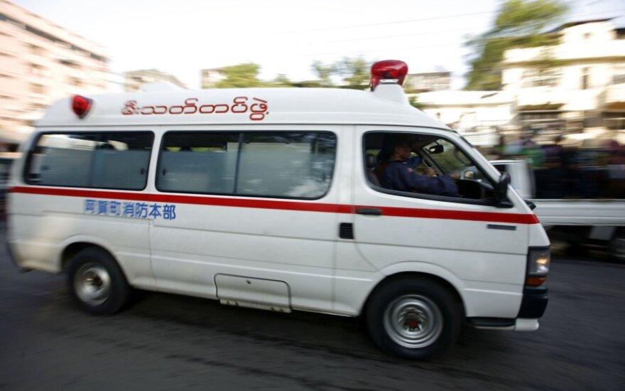 Greitoji pagalba, Mianmaras