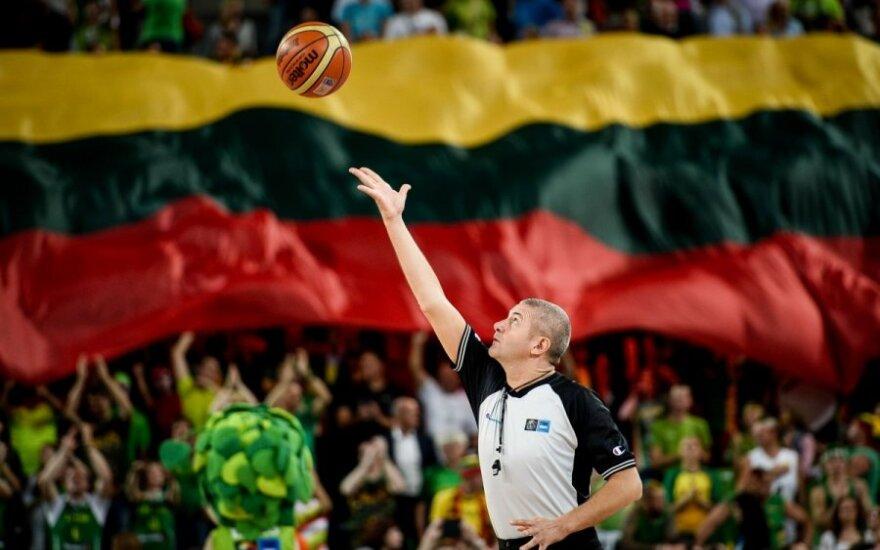 """Krepšinio sirgalė: laiką skaičiuoju """"iki"""" ir """"po"""" Slovėnijos"""