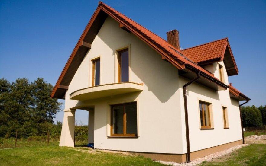 Kodėl mūsų namai mažėja?