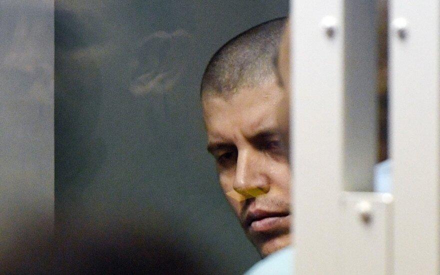 Rusijoje kraupius nusikaltimus vykdžiusi grupuotė išgirdo nuosprendį