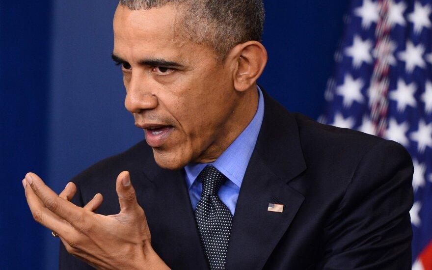 JAV sprendimas išgelbėjo nuo staigaus naftos kainos šuolio
