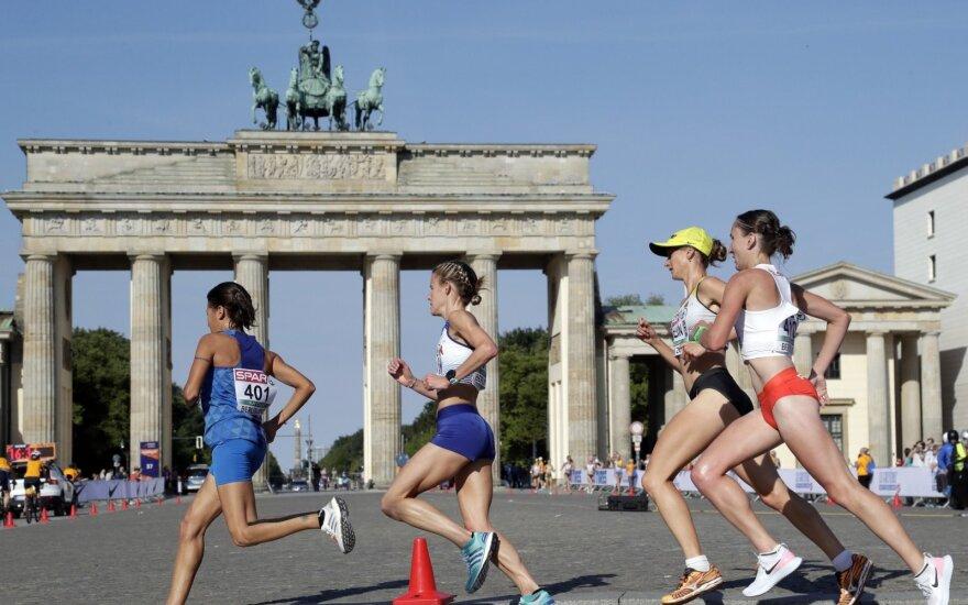 Europos čempionato maratonas
