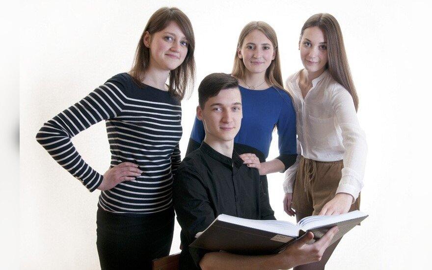 Išeivijos vaikams – valstybės parama studijoms LEU