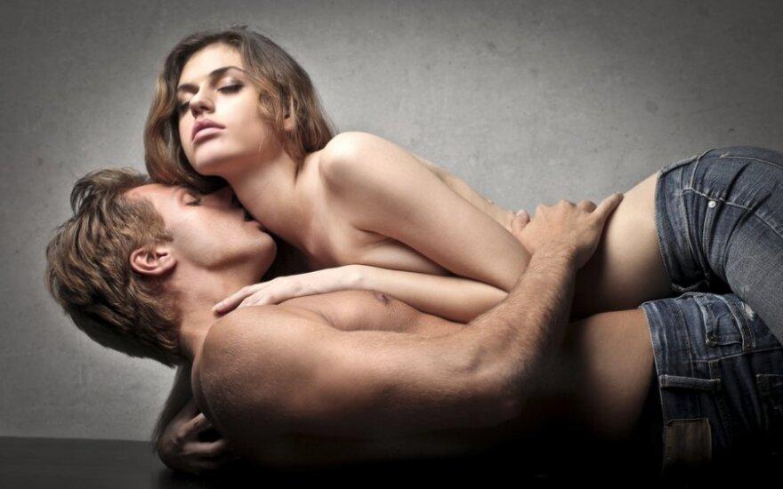 Vyrams reikia šilumos, moterims - sekso?