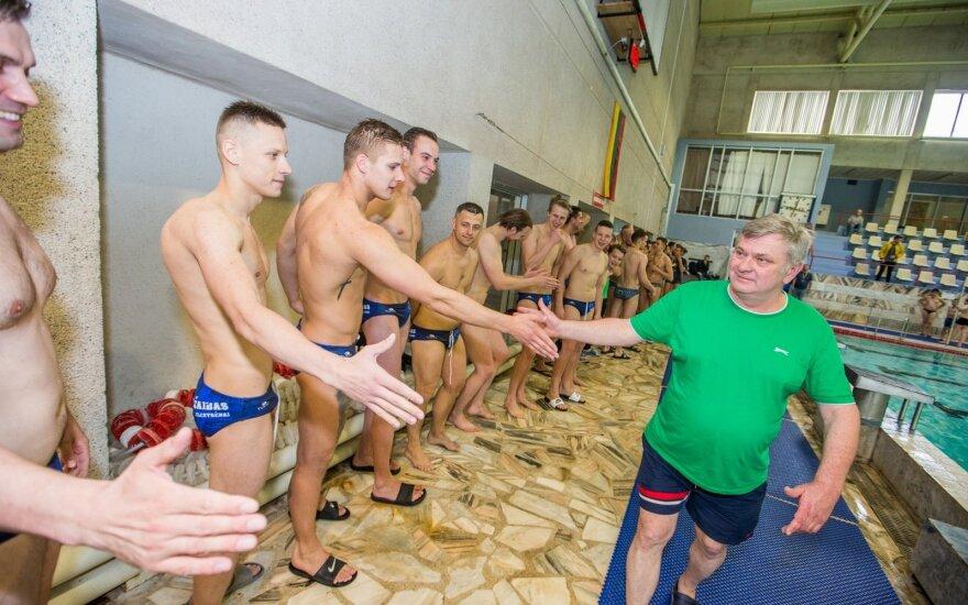 Mirė KKSD medaliu apdovanotas garsus Lietuvos treneris