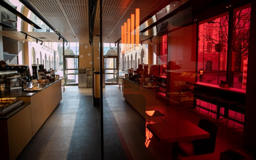 "Vilniaus centre atnaujintas legendinis ""McDonald's"" restoranas"