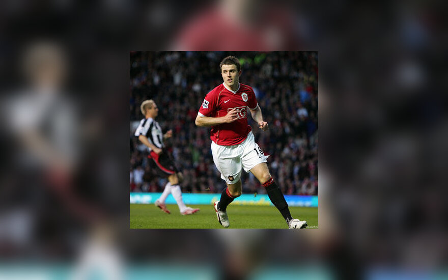 "Michael Carrick (""Manchester United"")"
