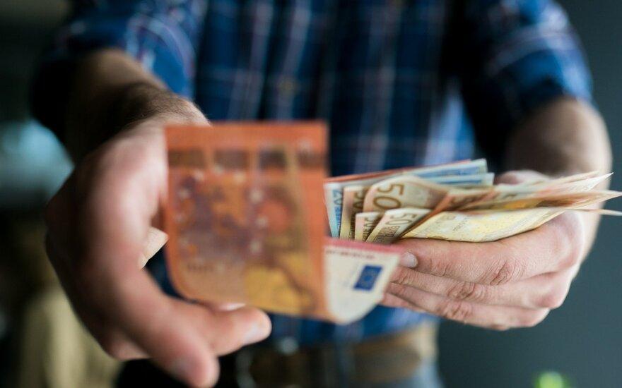 Naujasis Seimo vadovas: reikia rasti vieną dydį, kuriuo remiantis būtų keliami visi atlyginimai