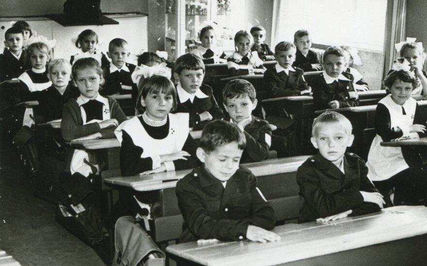 """Rita Lebedeva. Kodėl """"Lietuvos miško"""" mokyklose rusų kalbos mokoma beveik tiek, kiek prieš trisdešimt metų"""
