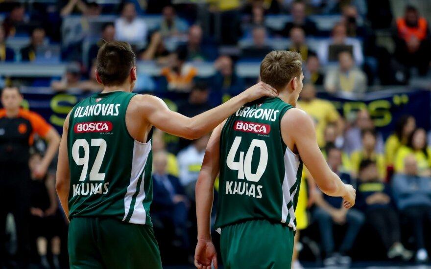 Edgaras Ulanovas, Marius Grigonis