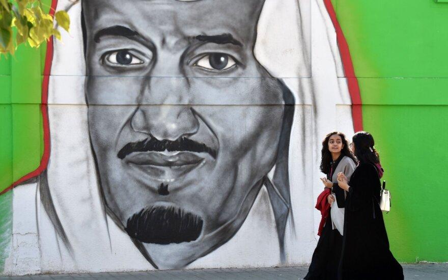 Arabijos naftos ministras princas Abdulaziz bin Salman