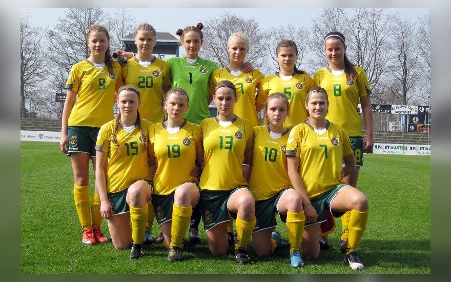 Lietuvos merginų U19 futbolo rinktinė