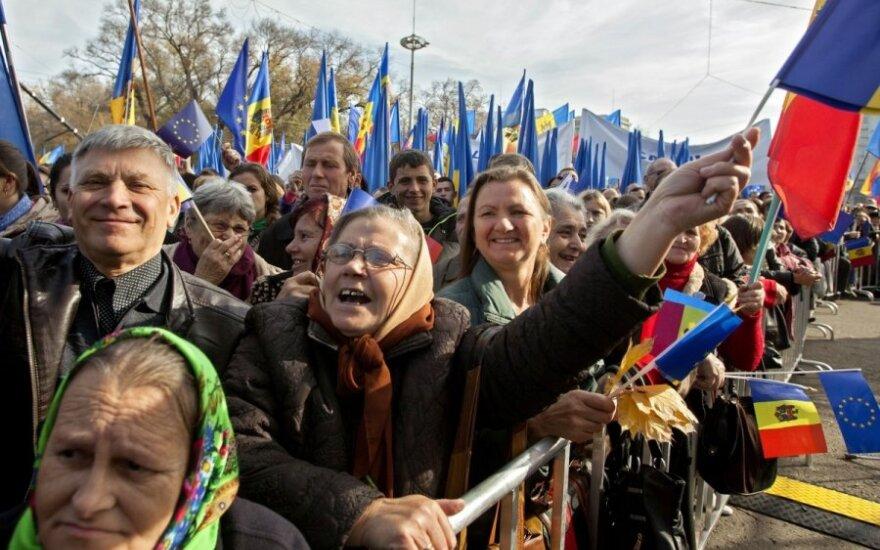 Jau aiški data, kada Moldova supykdys Rusiją