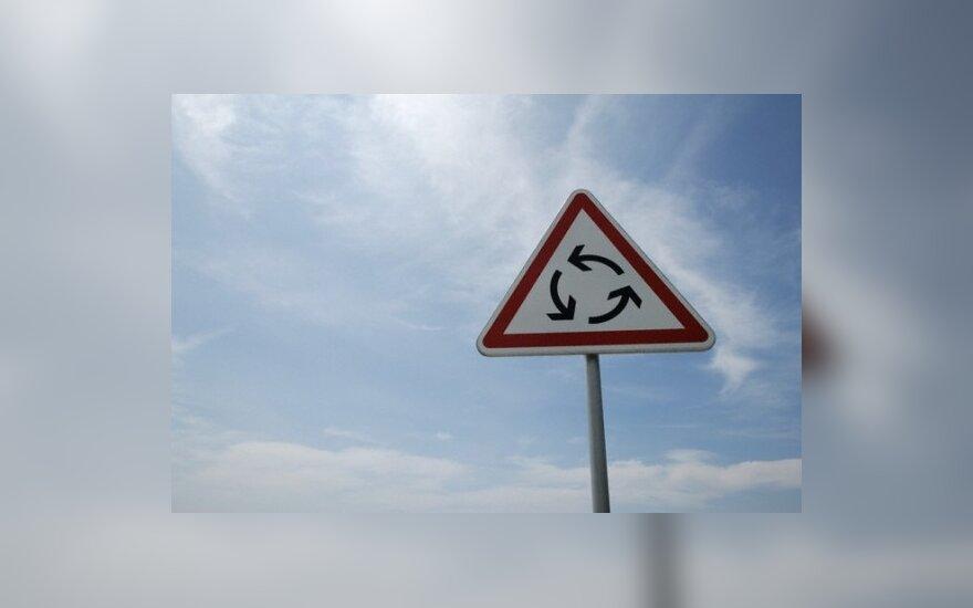 Kelių eismo taisyklių evoliucija