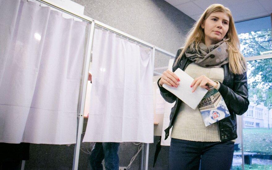 Elections to the Seimas 2016