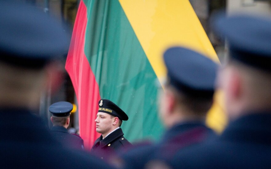 Drastic changes needed in Lithuanian armed forces
