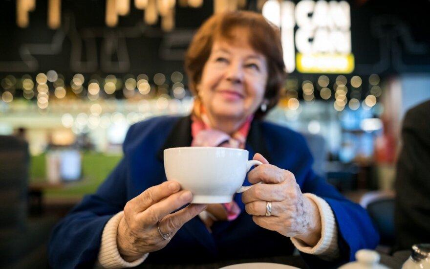 """""""Susitikim prie kavos puodelio"""" pristatymas"""