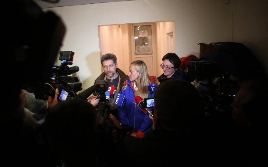 Gintaras ir Eglė Kručinskai