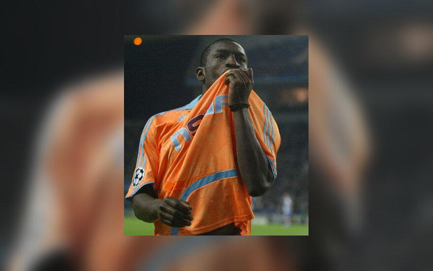 """Mamadou Niangas (""""Marseille"""")"""