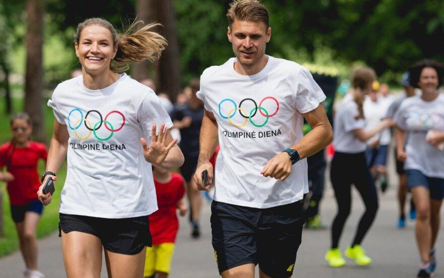 Olimpinės dienos minėjimas – šventė, kai viso pasaulio lietuviai gali susivienyti