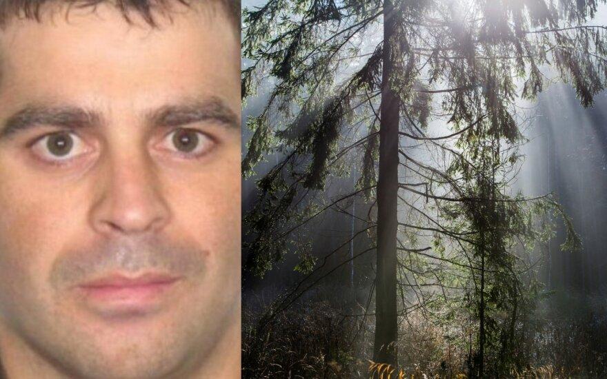 Возле Аукштадвариса пойман вооружённый киллер из Латвии