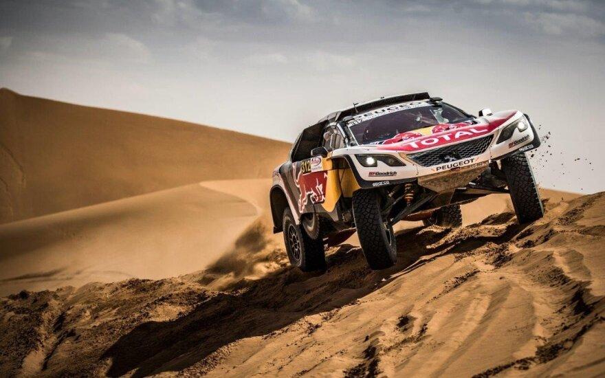 """""""Peugeot"""" ruošiasi apginti savo titulą"""