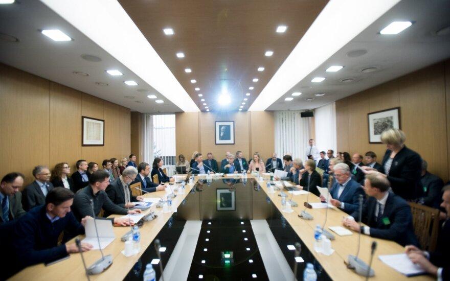Siūloma didinti Lietuvos energetikos agentūros savininko kapitalą