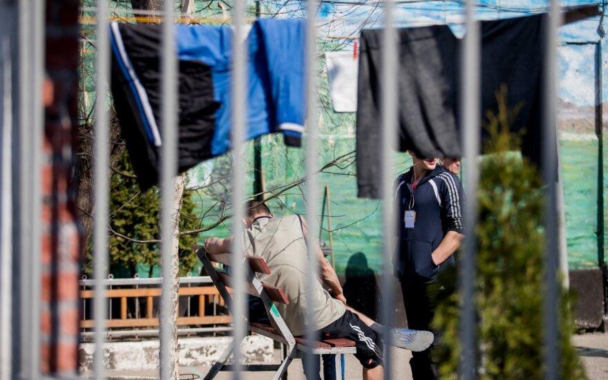 Marijampolės kaliniai skambina pavojaus varpais: mes net su artimaisiais bijome susitikti