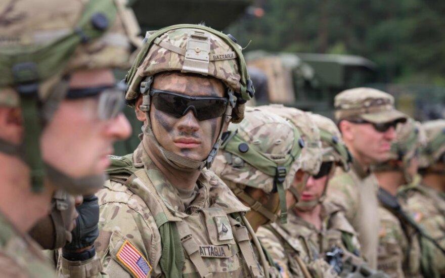 JAV kariai Estijoje