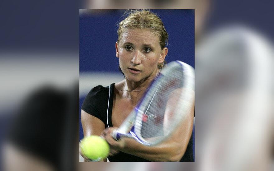 Tatjana Golovin (Prancūzija) teniso Hopman taurės turnyre