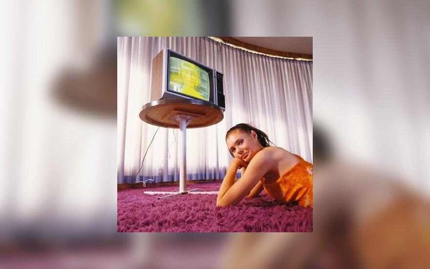 ES nori įvesti televizorių ženklinimą pagal jų energetinį efektyvumą