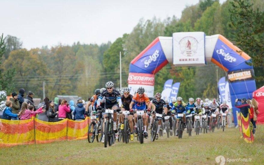 Lietuvos MTB dviračių maratonų taurės varžybos (D. Lazausko nuotr.)