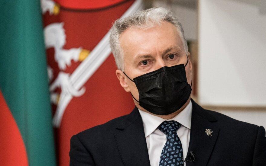 Gitanas Nausėda