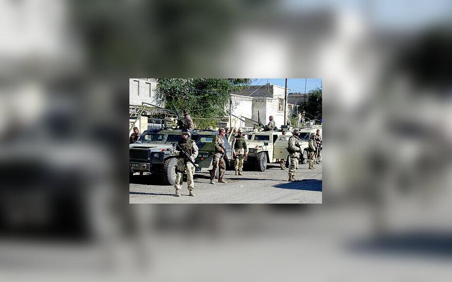 Lietuvos kariai Irake