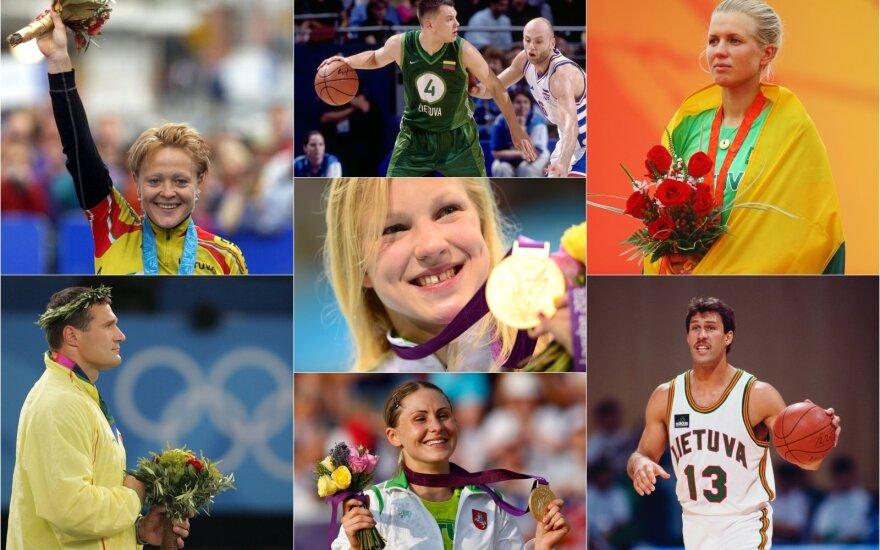 Lietuva vasaros olimpinėse žaidynėse