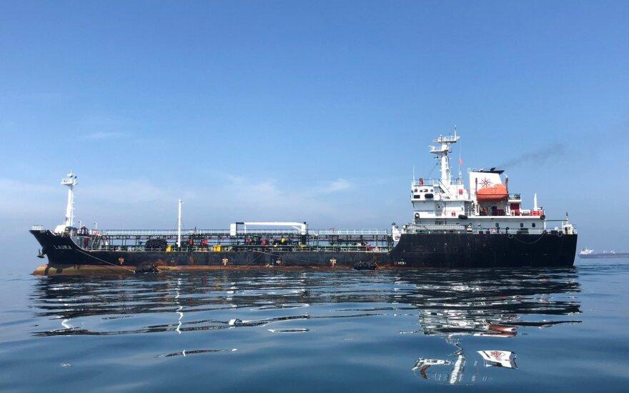 Naftos tanklaivis