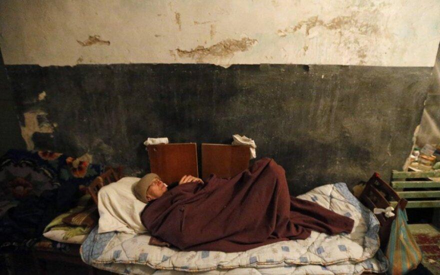 Ukrainiečiai: vaikinai mūsų žūsta, motinos verkia