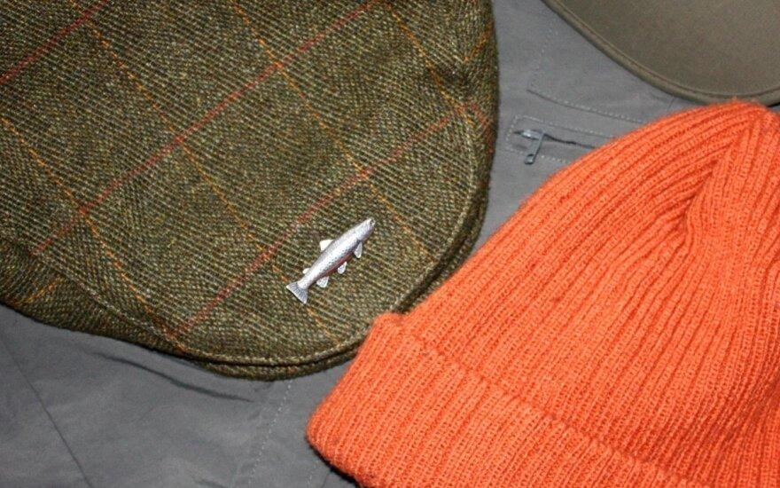 Kepurės žvejams