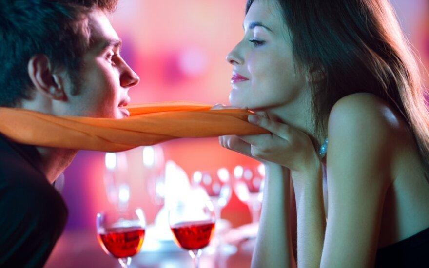 Kas stipresnė - meilė ar aistra?