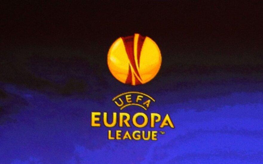 UEFA Europos lygos logotipas