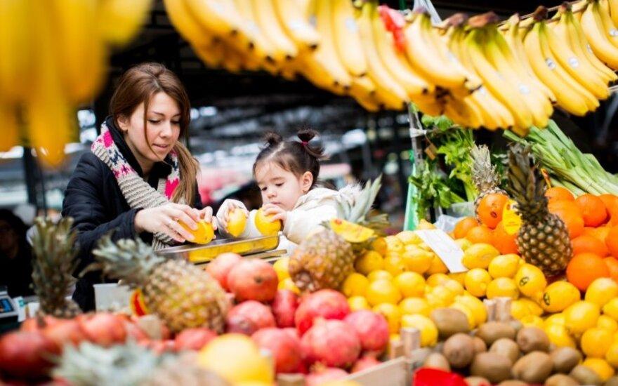 TOP 5 vaisiai: ką ir kodėl reikia valgyti atėjus pavasariui