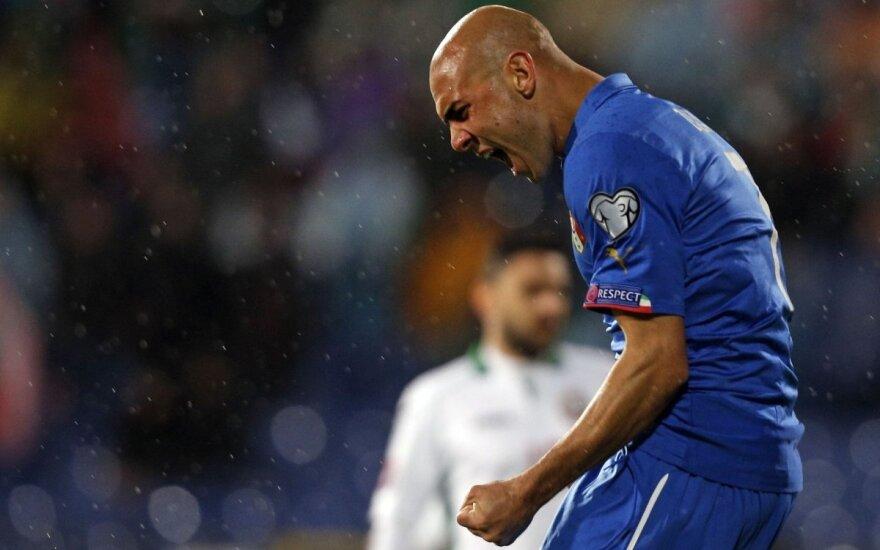 """""""Juventus"""" klubas įsigijo dar vieną pajėgų puolėją"""