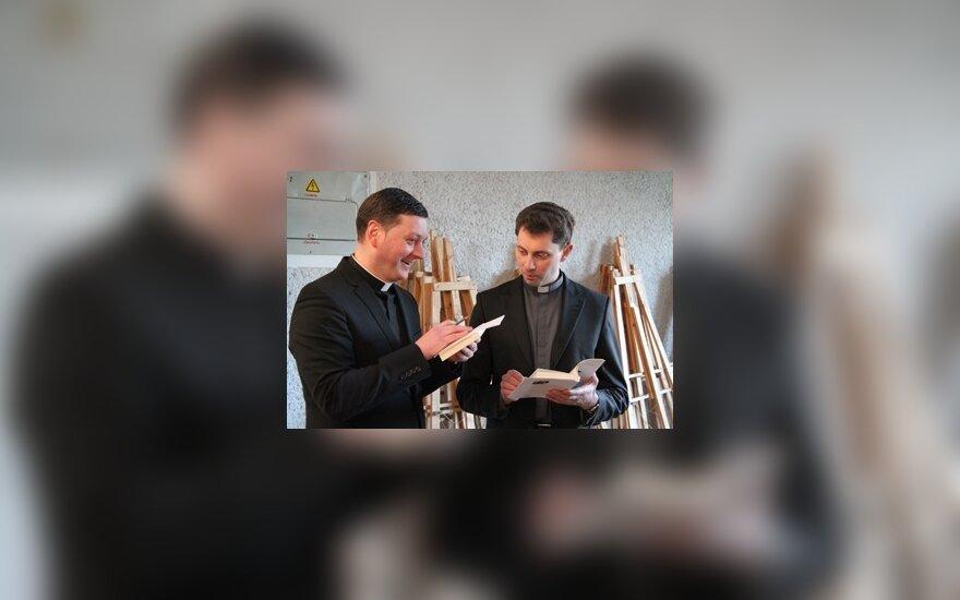 Rytis Baltrušaitis ir Ričardas Doveika