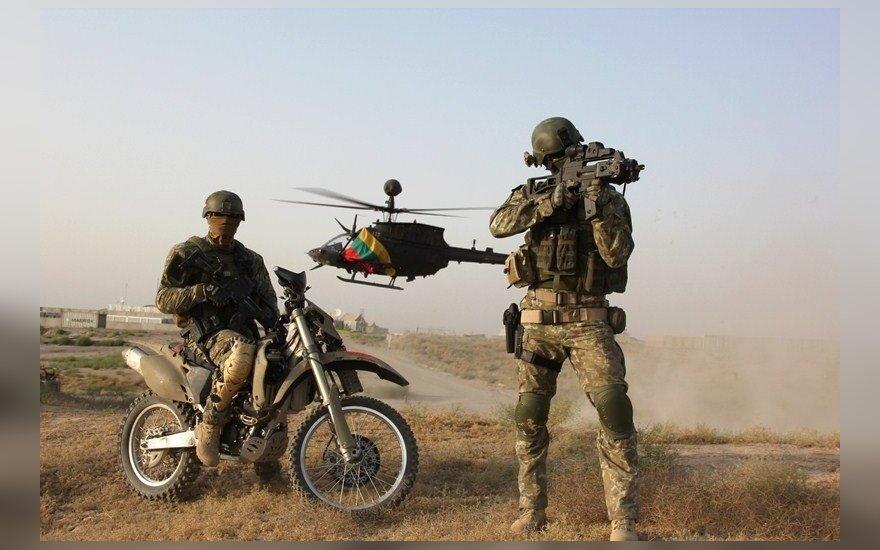 Armėnija apdovanojo buvusį Lietuvos karininką, išgelbėjusį jos karį nuo azerbaidžaniečio