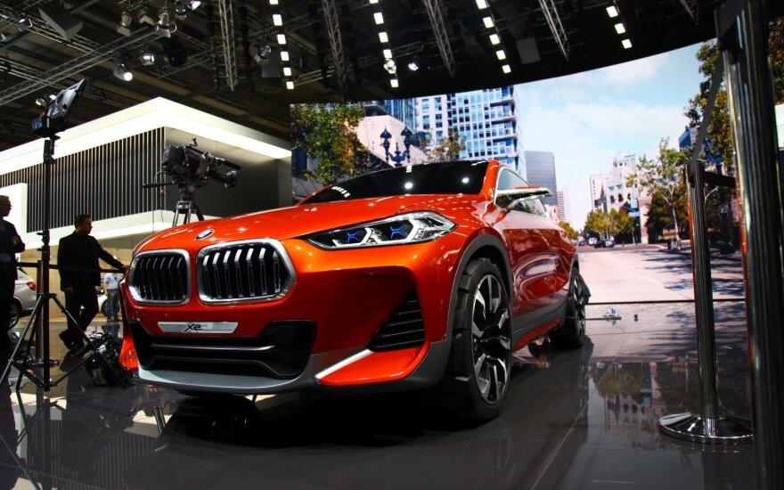 "Koncepcinis ""BMW X2"""