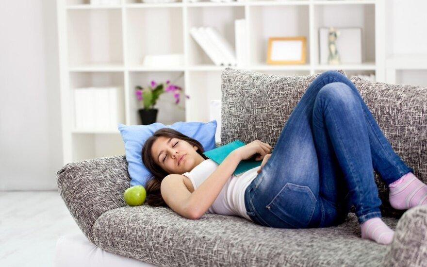 Namuose esantys daiktai, nejučiom provokuojantys nuovargį