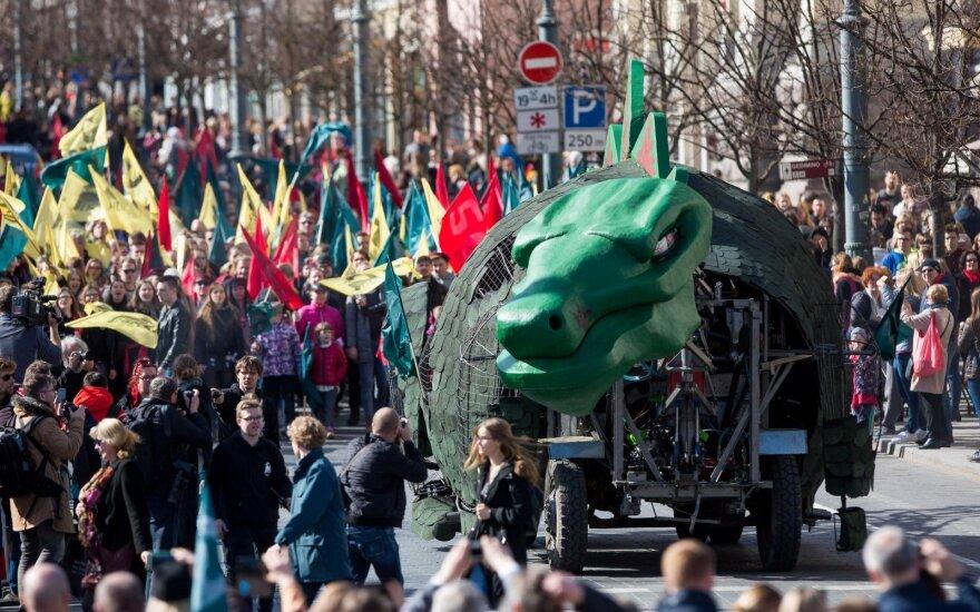 """Šeštadienį Vilniuje jau 52 kartą bus minimos Fizikų dienos """"FiDi"""""""