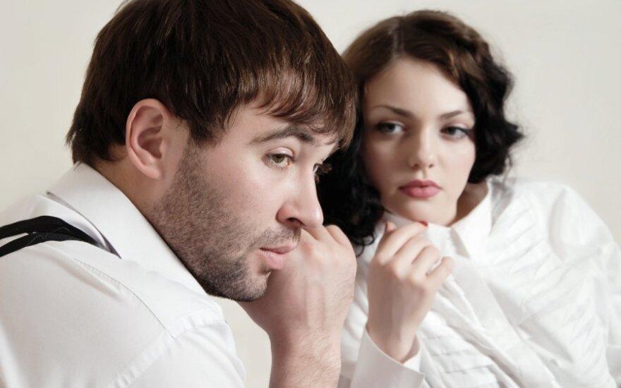 (Ne)tyčinis elgesys, galintis tapti rimta skyrybų priežastimi